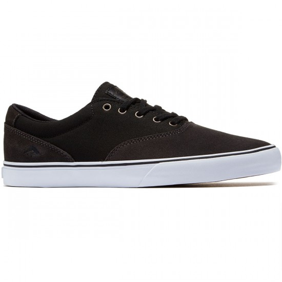 Emerica Provost Slim Vulc Shoes - Grey/Black - 8.0