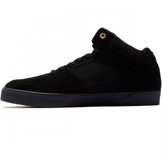 Emerica The Hsu G6 Shoes - Black/Black - 8.0