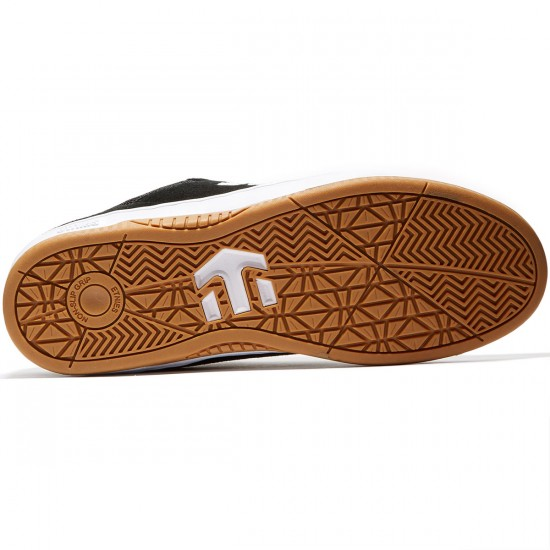Etnies Marana Shoes - Black/White - 8.0