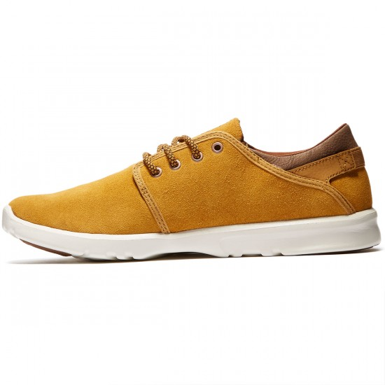 Etnies Scout Shoes - Tan - 8.0