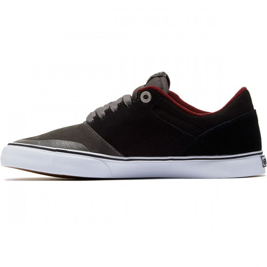 Etnies Marana Vulc Shoes - Grey/Black - 9.0