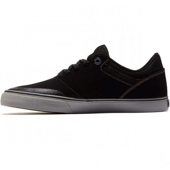 Etnies Marana Vulc Shoes - Black/Grey/Gum - 8.0