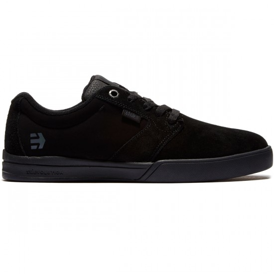 Etnies Jameson E-Lite Shoes - Black/Black/Gum - 8.0