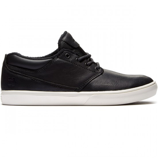 Etnies Jameson MT Shoes - Black/White/Black - 8.0