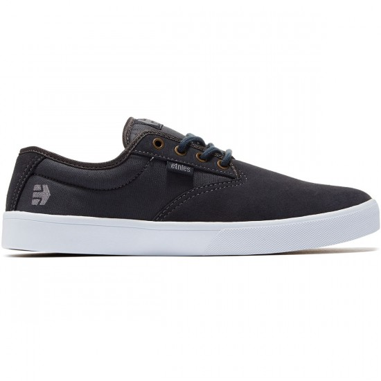 Etnies Jameson SL Shoes - Dark Grey - 8.5