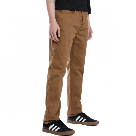Altamont A/979 5 Pocket Pants - Tobacco - 30 - 32
