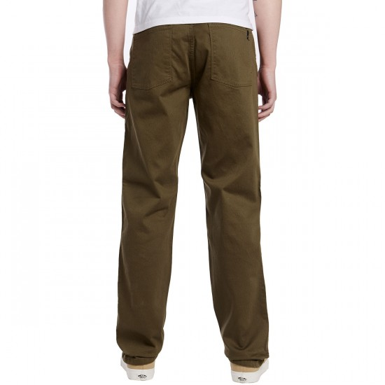 Altamont A/979 5 Pocket Pants - Olive