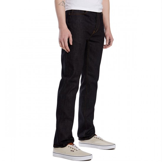 Altamont A/969 Denim Jeans - Indigo Raw - 30 - 32