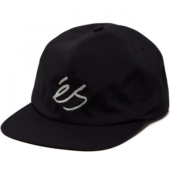 eS Seam Tech Hat - Black