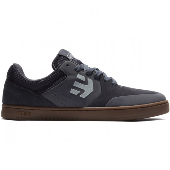 Etnies Marana Shoes - Grey/White/Gum - 8.0