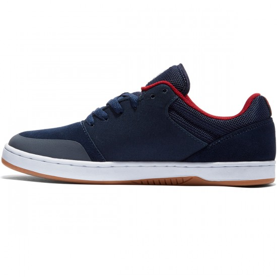 Etnies Marana Shoes - Navy/Red/White - 8.0