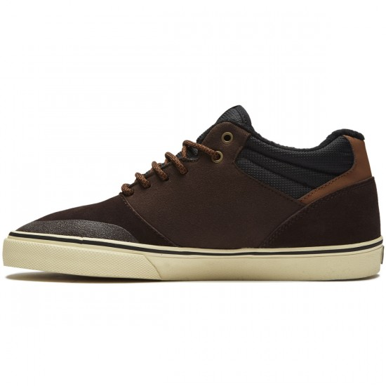 Etnies Marana Vulc MT Shoes - Dark Brown - 8.0
