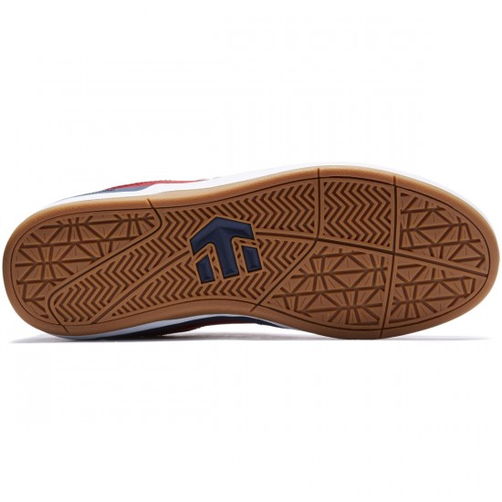 Etnies Marana XT Shoes - Red/White/Gum - 8.0