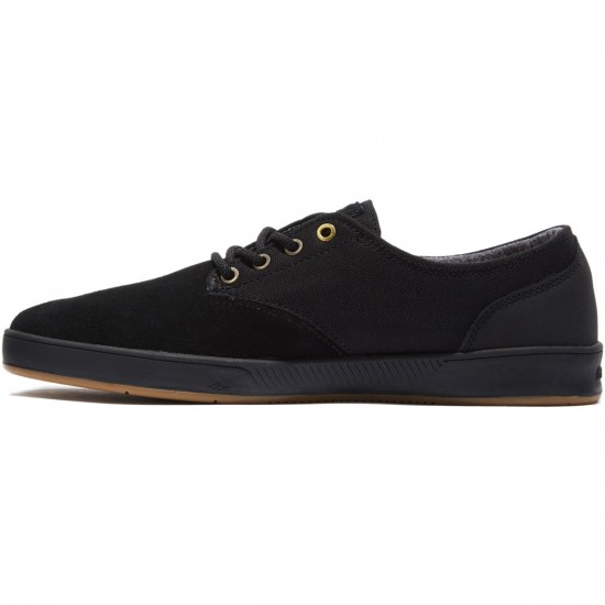 Emerica The Romero Laced Shoes - Black/Gum/Grey - 8.0
