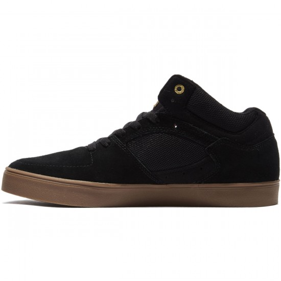 Emerica The Hsu G6 Shoes - Black/Gum - 8.0
