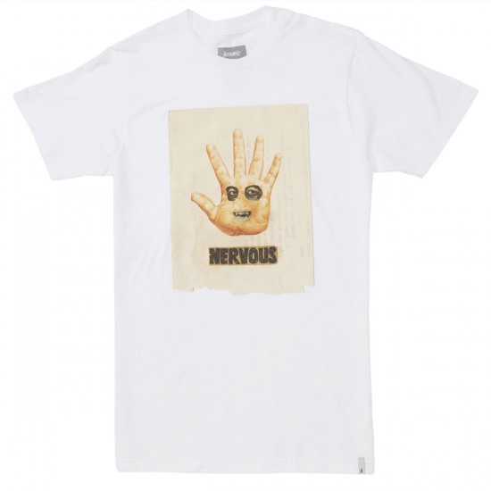 Altamont Nervous T-Shirt - White