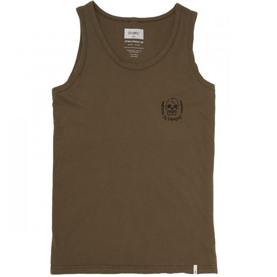 Altamont Sewn Up Tank Top - Military