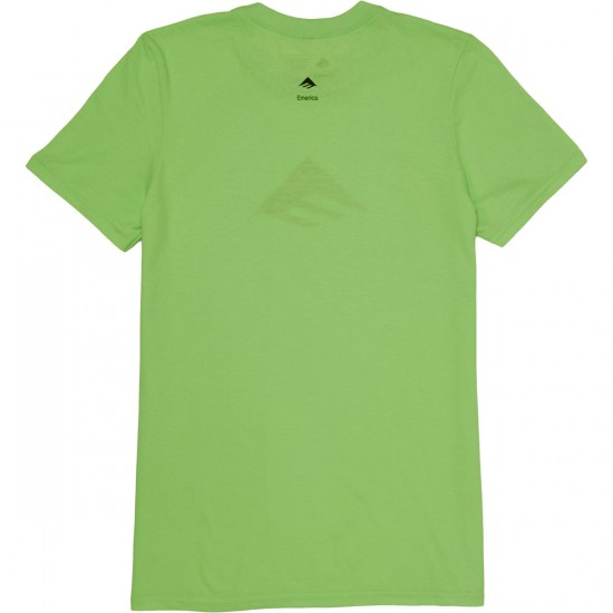 Emerica Triangle T-Shirt - Neon