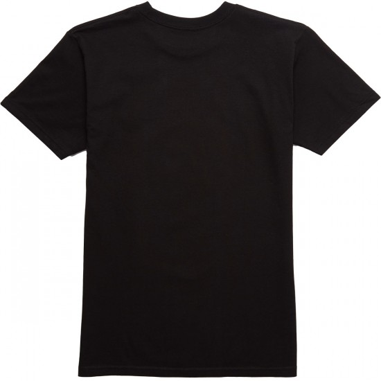 Emerica Heavy Metal T-Shirt - Black