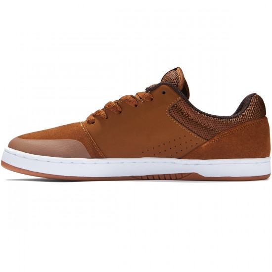 Etnies Marana Shoes - Brown/White/Gum - 8.0