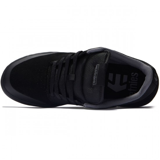 Etnies Marana Shoes - Black/Grey/Gum - 8.0