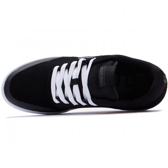 Etnies Marana Shoes - Black/White/Grey - 7.0
