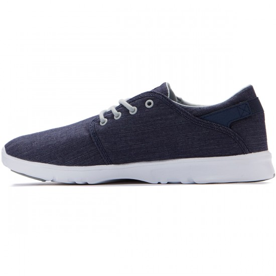 Etnies Scout Shoes - Blue/Grey/Navy - 8.0