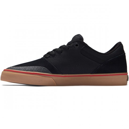 Etnies Marana Vulc Shoes - Black/Gum/Grey - 8.0