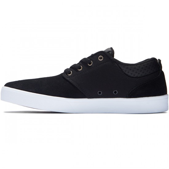 Etnies Jameson MT Shoes - Black/Black/White - 8.0