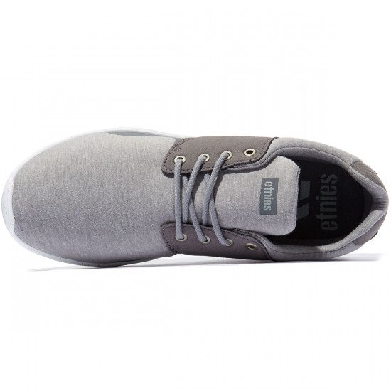 Etnies Scout XT Shoes - Grey/Heather - 8.0