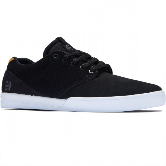 Etnies Jameson XT Shoes - Black - 8.0