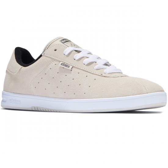 Etnies The Scam Shoes - White - 8.0