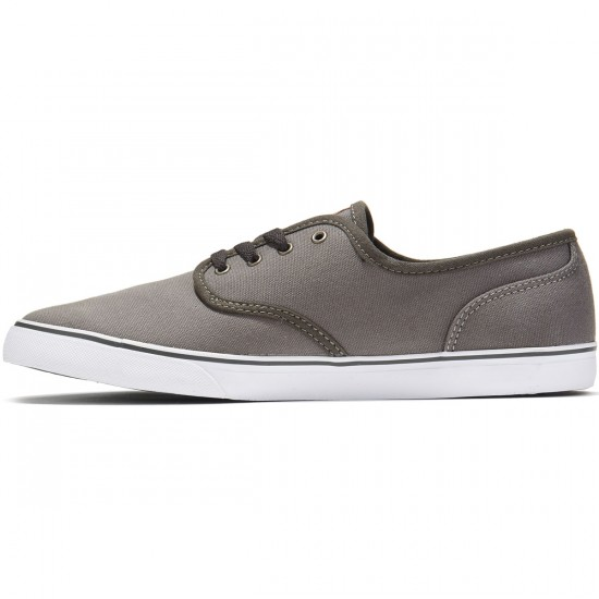 Emerica Wino Cruiser Shoes - Dark Grey/Grey - 8.0