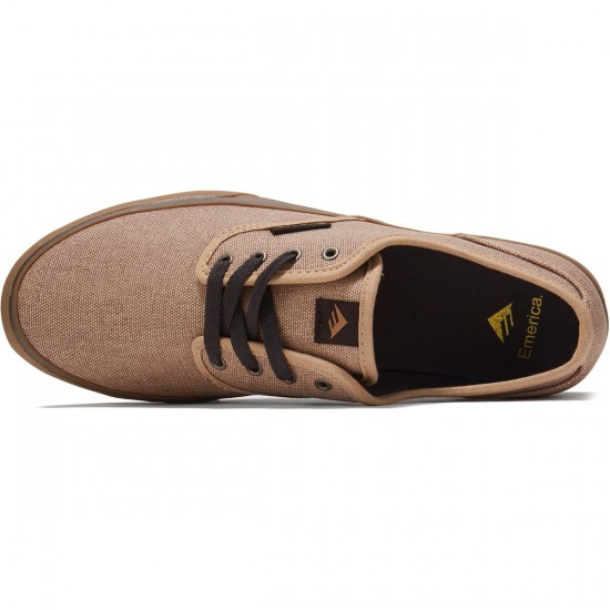 Emerica Wino Cruiser Shoes - Natural - 8.0