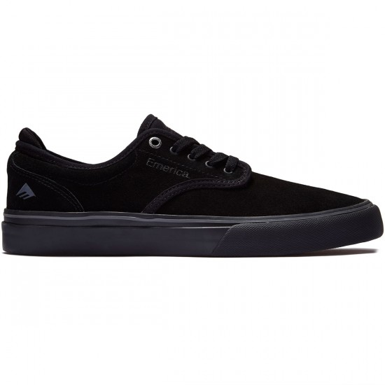 Emerica Wino G6 Shoes - Black/Black - 8.0