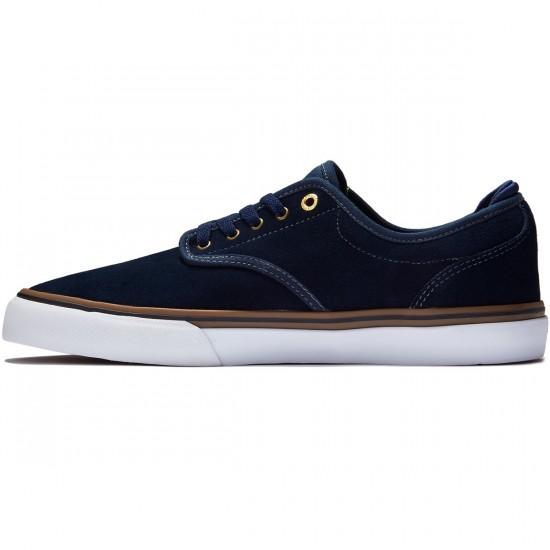 Emerica Wino G6 Shoes - Navy/Gum/White - 8.0