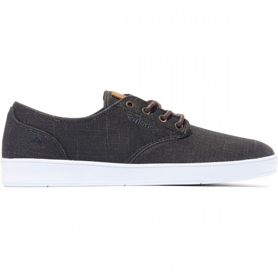 Emerica The Romero Laced Shoes - Black/Gum/White - 8.0