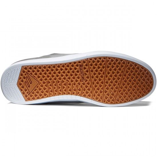 Emerica The Figueroa Shoes - Grey - 8.0