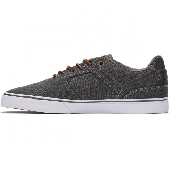 Emerica The Reynolds Low Vulc Shoes - Blackwash - 8.0