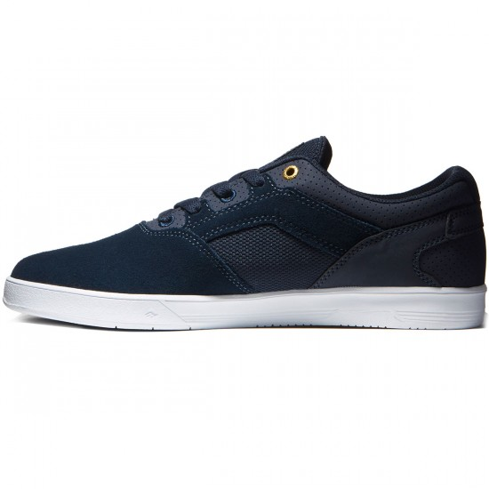 Emerica Westgate CC Shoes - Navy White - 8.0