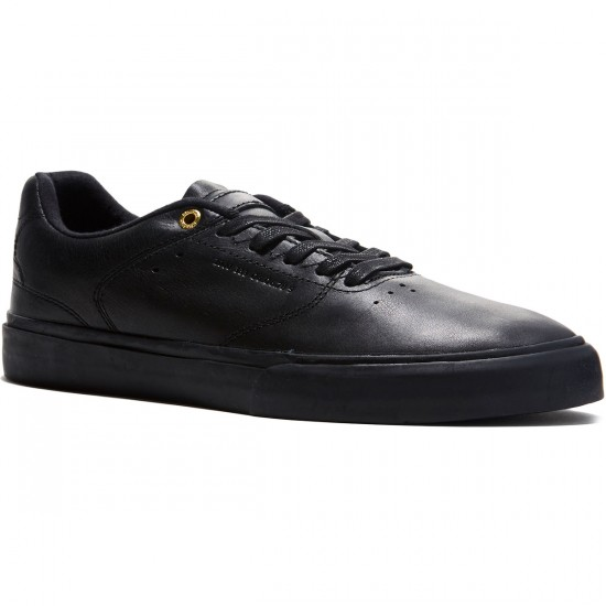 Emerica RLV Reserve Shoes - Black/Black - 8.0