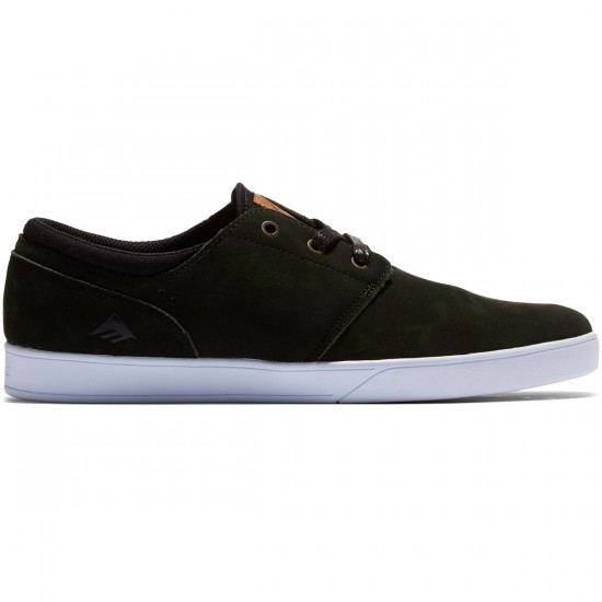 Emerica The Figueroa X Made Shoes - Green/Black - 8.0