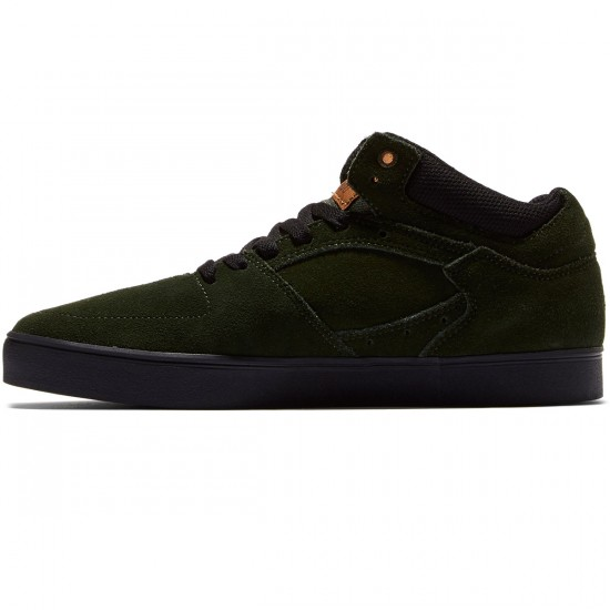 Emerica The Hsu G6 X Made Shoes - Green/Black - 8.0