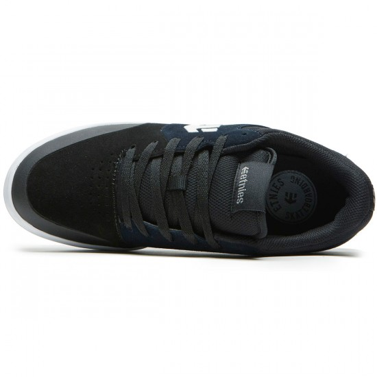 Etnies Marana Michelin Shoes - Black/Navy - 8.0