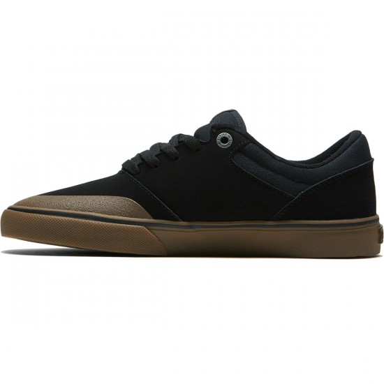 Etnies Marana Vulc Shoes - Black/Gum/Dark Grey - 8.0