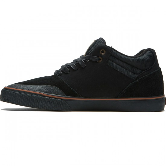 Etnies Marana Vulc MT Shoes - Black/Brown - 8.5