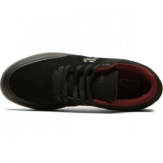 Etnies Marana XT Shoes - Black/Grey/Red - 8.0