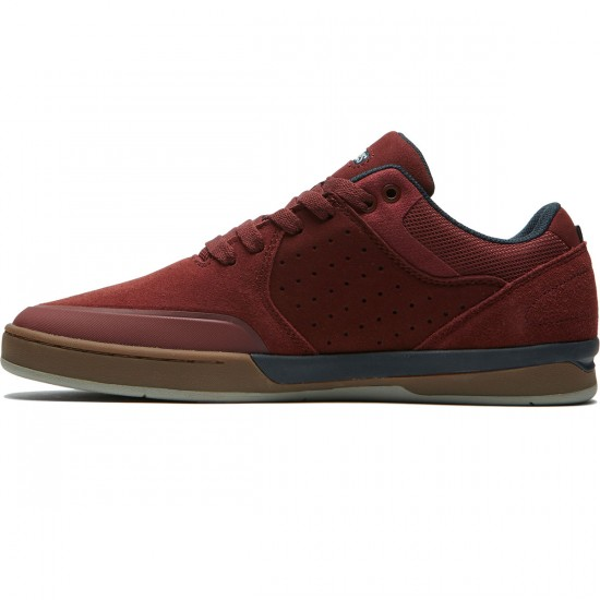 Etnies Marana XT Shoes - Burgundy/Gum - 8.0