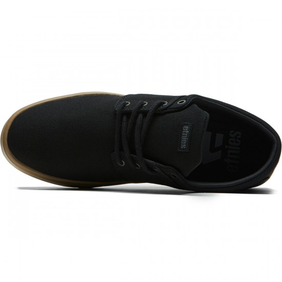 Etnies Barrage SC Shoes - Black/Gum - 9.0