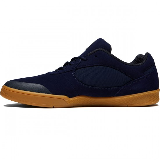 eS Swift Shoes - Navy/Gum - 8.0